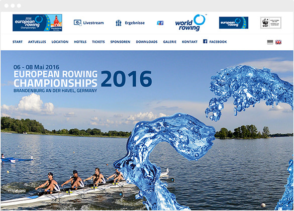 European Rowing Championships 2016